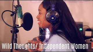 Wild Thoughts-Rihanna / Independent Women- Destiny's Child (Coco Covers)