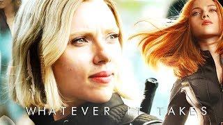 "Natasha Romanoff ""Black widow"" || Whatever it takes"
