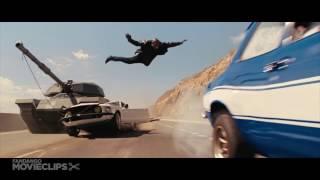 Best Scene Fast & Furious 6..
