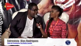 Entrevista  Portal Angomusic  Dias Rodrigues - Top Rádio Luanda