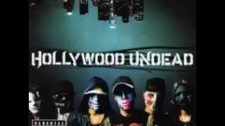 HOLLYWOOD UNDEAD-everywhere I go (clean)version!