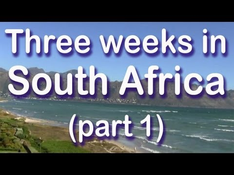We View Taiwan in South Africa (part 1)