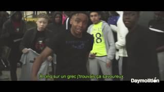 Junior Bvndo - T'as ça   Daymolition
