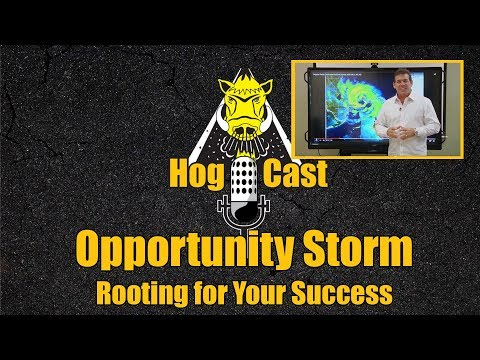 Hog Cast - Opportunity Storm