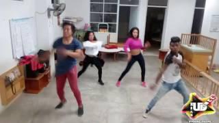 Osmani Garcia Feat Elvis Crespo - Sacudete La Arena - Escuela URBAN DANCE - Coreography UD