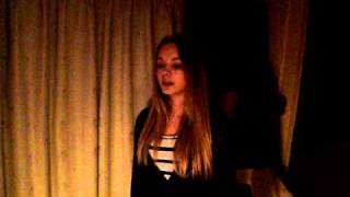Make you feel my love (by adele) - Romana Bruintjes