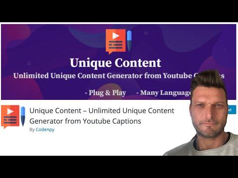 ✅  CONVERTIR SUBTITULOS DE UN VIDEO DE YOUTUBE EN TEXTO