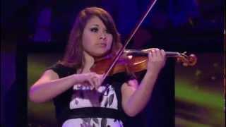 Lakewood Church Worship - 4/8/12 11am - The Anthem feat. Victoria Orta and Eran Greathouse