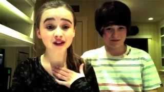 Sabrina Carpenter - Call me maybe (fail)