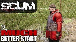 MUCH BETTER START | Scum | Let's Play Gameplay | S01E03