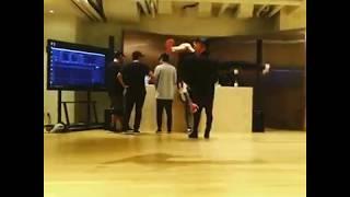 보아(BoA) CAMO 뮤비에서 편집된 장면