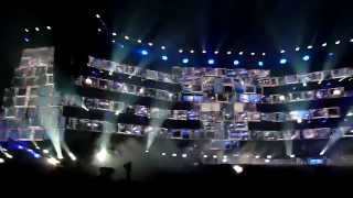 Muse - Stockholm Syndrome + Freedom (Live in Oslo 2013)