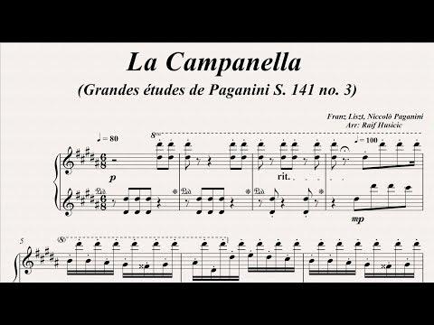 Comment jouer La Campanella de Paganini au piano