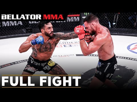 Full Fight | Henry Corrales vs. Brandon Girtz | Bellator 250
