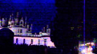 Chat'r'tones fin fête de la musique 2015 château de chambord