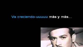 Pedro Infante DEJA QUE SALGA LA LUNA  Karaoke