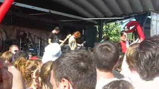 Of Mice & Men-OG Loko (Vans Warped Tour 2011) July 12 Buffalo NY