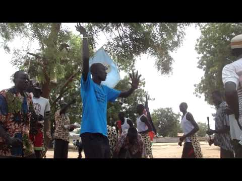 People Music Celebrations Independence South Sudan Africa 1