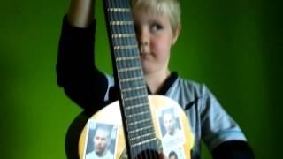 Jiggy Junior in action Asking Aleksandria - Final Epiosde Cover :)