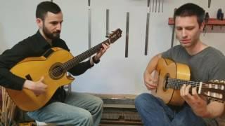 Paco Peña --- A La Feria (Sevillanas) (Andy y Ramzi)