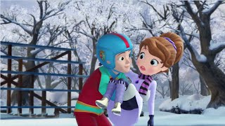 Sofia the first - Lord of the Rink s3-ep13 (full episode, full screen) HD