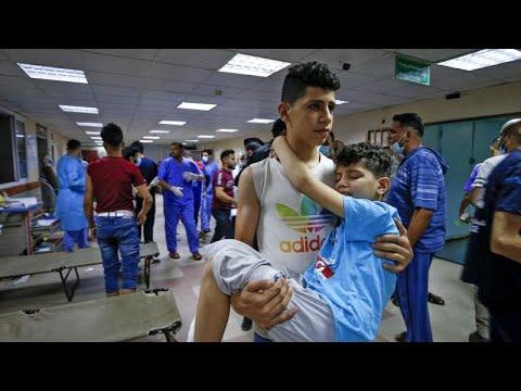 Hamas e militares israelitas continuam a intensificar ataques