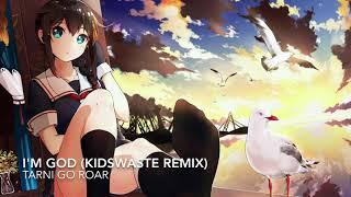 I'm God (Kidswaste Remix) - Clams Casino [Nightcore]