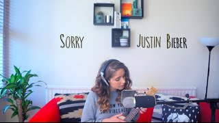 """Sorry"" by Justin Bieber, cover by Esmée Denters"