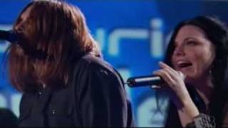 Evanescence-Seether Feat. Amy Lee - Broken (Live @ Pepsi Smash).