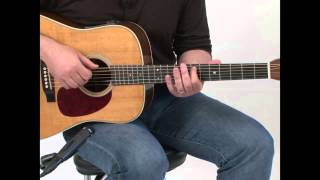 "Mike Errico Guitar Lesson: Intro of My Cover of ""Johnsburg, Illinois"""