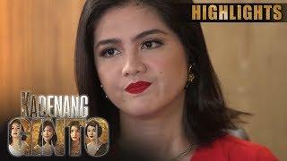 Daniela, nagalit nang maglabas ng pera si Carlos para kay Romina | Kadenang Ginto (With Eng Subs)