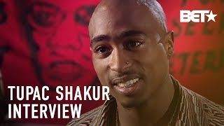 "Tupac Shakur: ""God Has Cursed Me To See What Life Should Be Like"""