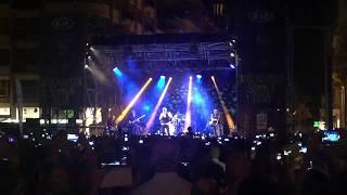 """Mario Biondi live Pescara """"This is What You Are"""" Notte Bianca dell'adriatico 22 Luglio 2017"""