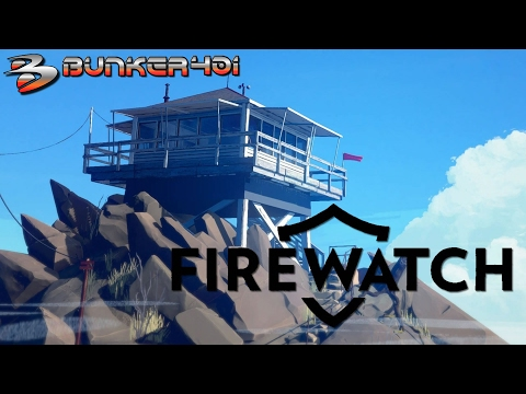 Firewatch (2016)(PC) | Gameplay | Indie