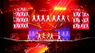 Black Eyed Peas-Boom Boom Pow LIVE! The END Tour