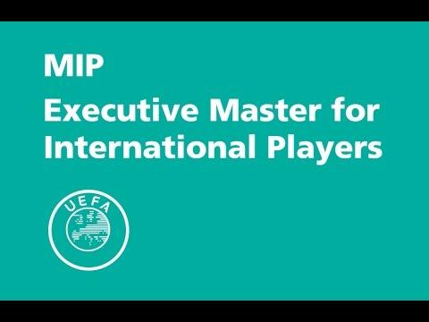 UEFA Executive Master for International Players