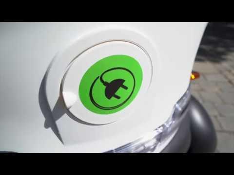 ZBM I TBS ma ekologiczny pojazd elektryczny
