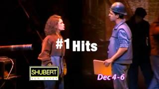 FLASHDANCE THE MUSICAL at the Shubert New Haven