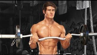 Jeff Seid - 2015 Biceps Workout