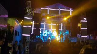 Orquesta fuego latino  cumbia ginza