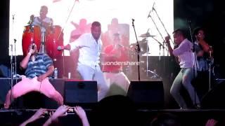 Mayimbe, mayo 2014 en Groove