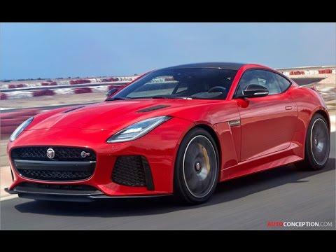 Car Design: 2018 Jaguar F-TYPE SVR Coupe