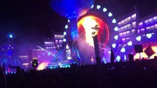 Jauz live  edc Las Vegas 2016
