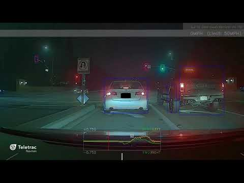 AI Dashcam Safety Features