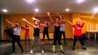 Zumba  ( Enrique Iglesias - Bailando)