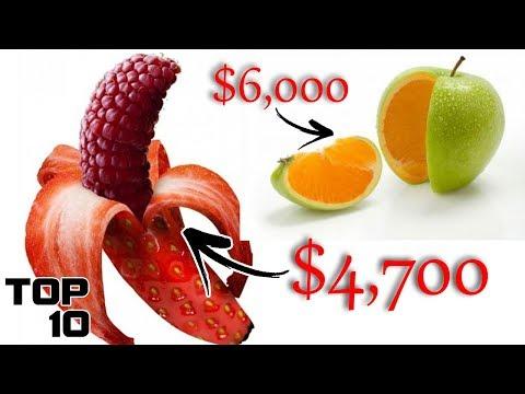 Cele mai scumpe fructe din lume