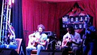 """Jelly Bread Band singing """"Change"""" @ the House of Blues in Vegas Baby!! pt 1"""
