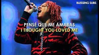 Trippie Redd - Can't Love (Lyrics & Español)