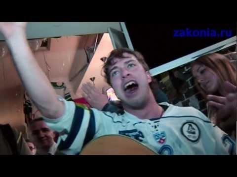 ХК Динамо - обладатель Кубка Гагарина 2012