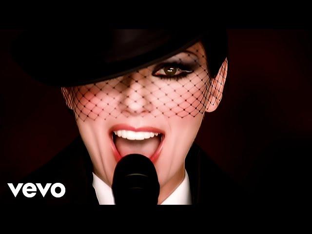 """Vídeo oficial de """"Man! I Feel Like A Woman"""" de Shania Twain."""